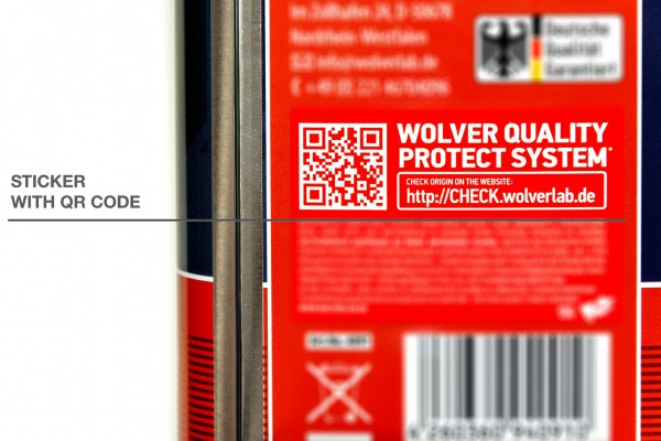 Wolver Quality Protect System - a new level of protection